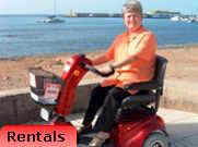 Scooter Hire Tenerife - Mobility Rentals